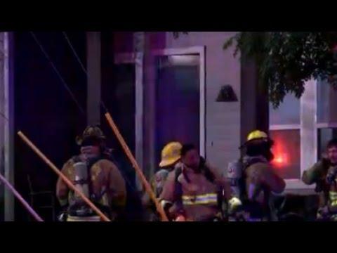 Lightning strikes east Austin house, starts attic fire