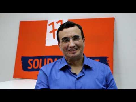 Benjamin Maranhão – Deputado federal pelo Solidariedade-PB