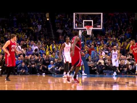 Kevin Durant game winner vs. Hawks
