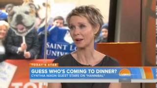 Cynthia Nixon: I 'Absolutely' Want 'Sex And The City 3'
