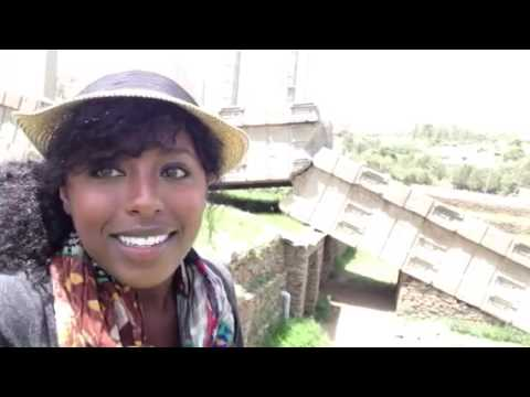 Hanging out in Axum