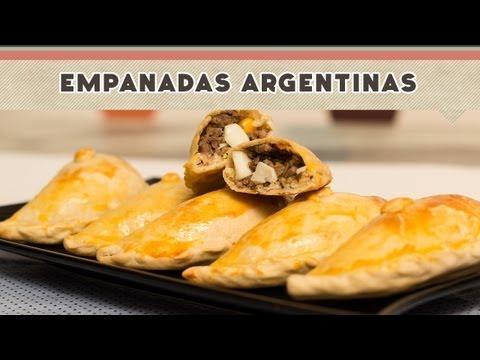 Empanadas Argentinas - Receitas de Minuto #95