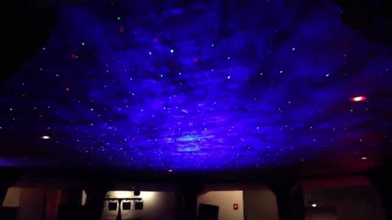 Starry Night Effect The Creative Music Dj Youtube