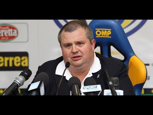 Il Presidente Ghirardi lascia: Con il calcio ho chiuso. Lascio da vincitore