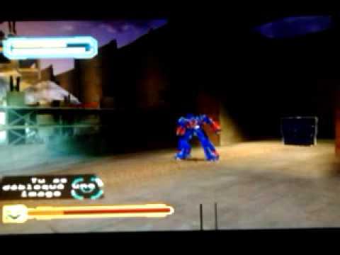 Let's Play Transformers 2 épisode 3 Optimus vs Devastator