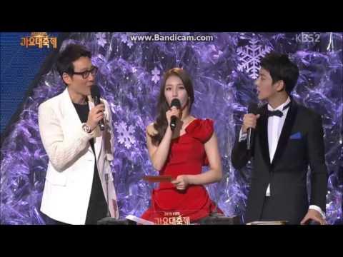 [FULL CUTS] 131227 Suzy Gayo Daejun MC Cut Part 2-1 Of the event