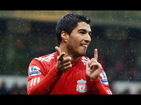 | The story about Luis Suarez |