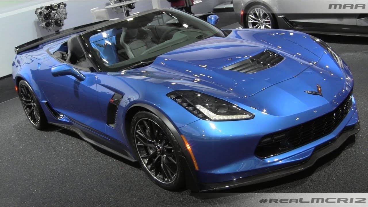 2015 chevy corvette z06 stingray convertible youtube. Cars Review. Best American Auto & Cars Review