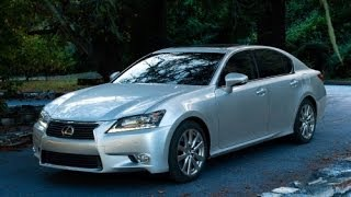 2014 Lexus GS350 Start Up And Review 3.5 L V6
