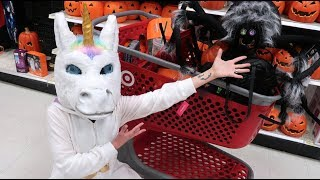 Follow Me Around- TARGET HALLOWEEN!
