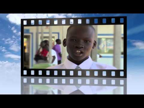 A call for peace by children in South Sudan