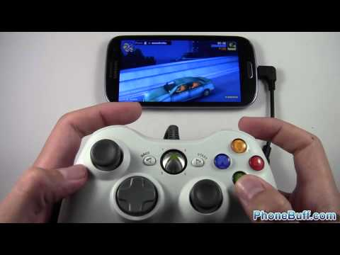 Playing Games On Android With An Xbox 360 Controller,