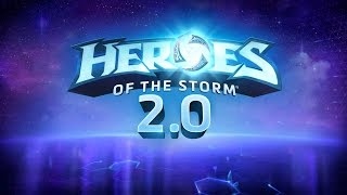 Heroes of the Storm - Progression 2.0 Spotlight