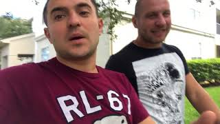 ZPSanek & Vitalino FL Orlando. Видео блог Виталий Косенко.