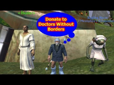 Rift | Donate to Doctors Without Borders