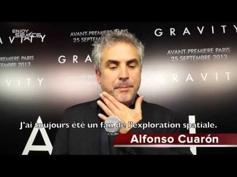Cameron: 'alfonso Cuarón's Gravity Is Best Space Film Ever Made