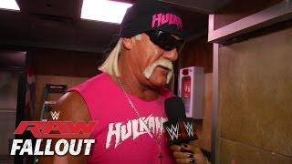 Raw Fallout 29 de septiembre de 2014: declaraciones de Hulk Hogan