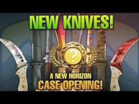 HORIZON CASE OPENING (NEW CS:GO CASE)