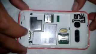 Desmontar / Desarmar Alcatel OT 4010 T´POP