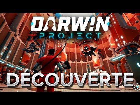 The Darwin Project : Découverte