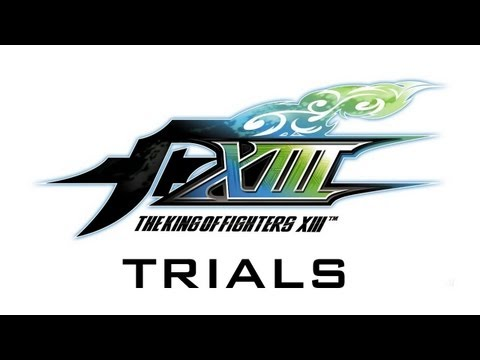 The King of Fighters XIII Trials - Takuma Sakazaki