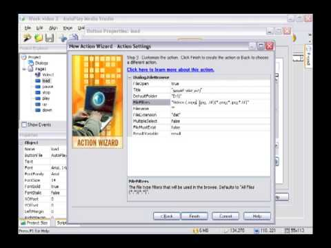 auto play media studio cd maker lesson 31