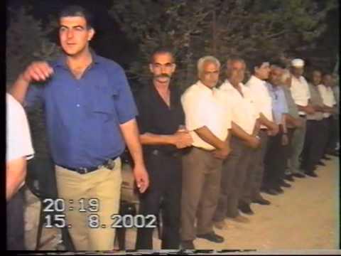 عرس في سنه 2002 في قريه نحف (نحن في الفيسبوك