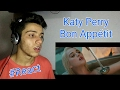 Katy Perry - Bon Appétit | Reaction