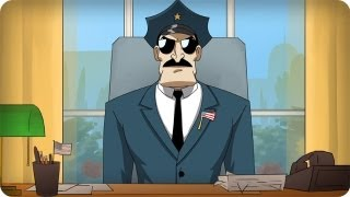 Hao123-ASK AXE COP | PRESIDENT | ANIMATION DOMINATION HIGH-DEF