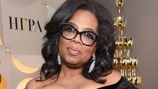 Oprah STEALS The Show & Gives Powerful Speech At 2018 Golden Globes