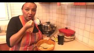 The wonders of the Ethiopian cuisine - Part 18