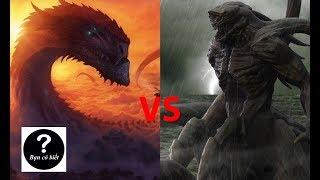 Leviathan vs Kraken, con nào sẽ thắng #15    Bạn Có Biết?