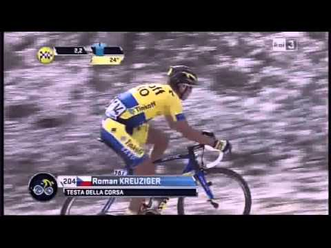 tirreno - adriatico 2014 - 4 tappa - highlights