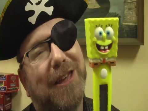 HD Spongebob Fail Toy Rectal Thermometer Review by Mike Mozart Add &fmt=5 to URL if Screen is Black