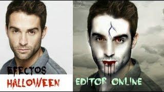 Agrega Efectos De Halloween A Tus Fotos Online Perfil