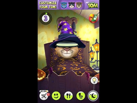 My Talking Tom v1.1 Unlimited Gold for Android
