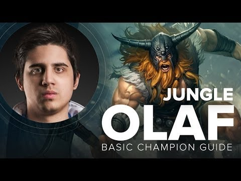 Olaf Jungle S5 guide by Team Liquid IWillDominate   Patch 5 14   League of Legends