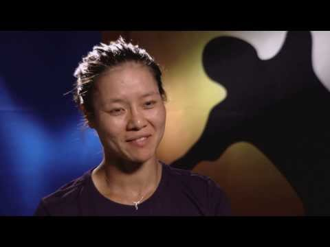 Li Na interview (semifinal) - 2014 Australian Open