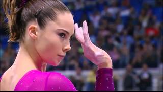 usa london gymnastics 2012 - Its not easy to be me