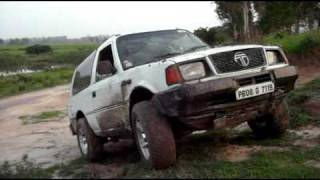 TATA SIERRA......A REAL ROUGH CAR