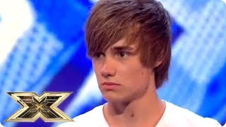 Liam Payne's Unforgettable Audition | The X Factor UK