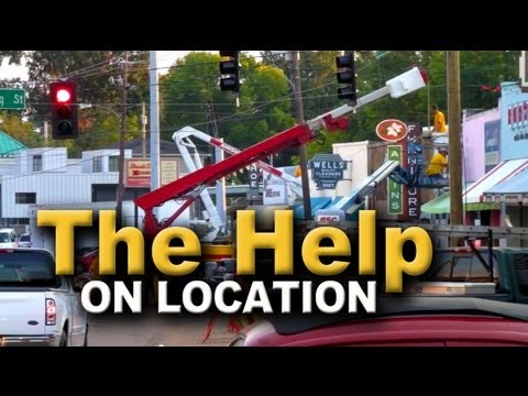 The Help | Behind the Scenes | Jackson, Mississippi