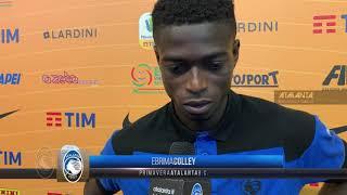 Finale Primavera 1 TIM   Ebrima Colley e la dedica speciale al gol partita contro l'Inter