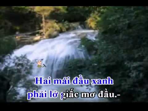 Trich Doan - Lam Sanh Xuan Nuong - Karaoke - Bai Dan + Ha Vy Duy.avi