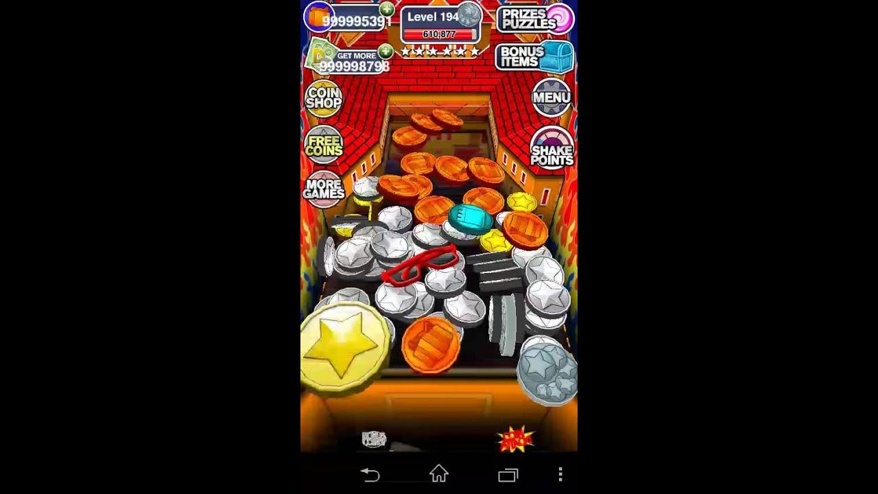 Mod apk Coin Dozer - Free Prizes v18.2 Unlimited Coins