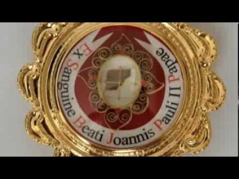 John Paul II relic stolen - Vatican Connection: January 31, 2014