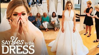 Miss America Wants a Simple & Elegant Gown | Say Yes To The Dress Atlanta