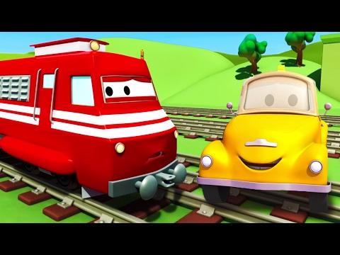 Odťahový voz Tom a Kombajn
