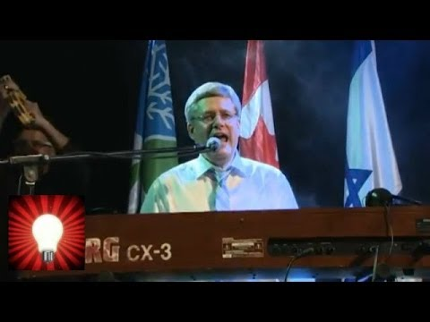 Canadian PM Stephen Harper singing Hey Jude - CANADA SPECIAL PART 1 - This is Genius