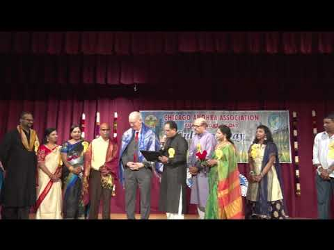 "CAA - 2017 AP Cultural Festival - Oct 14th 2017 - Item-17 ""Sri.Neelamegam Velayutham"""